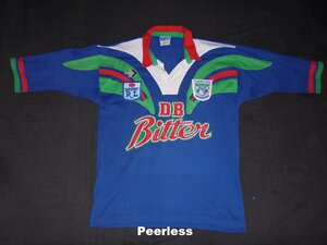 1993 Peerless home jersey front.jpg