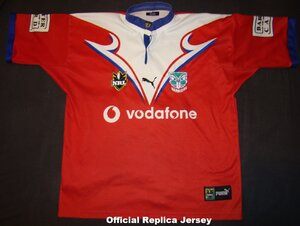 2000 Away Jersey