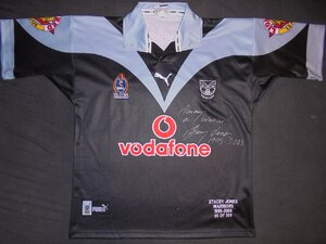 2005 Stacey Jones Tribute Jersey