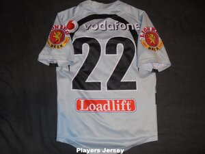 2007 Away signed players jersey #22 rear.jpg