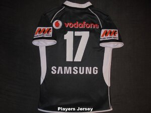 2010 U20 Home Charlie Gubb match worn rear.jpg