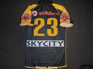 2013 Wellington players jersey #23 rear.jpg
