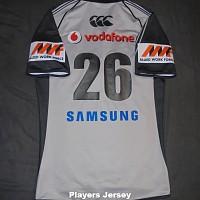 2009 U20 Training match worn rear.jpg