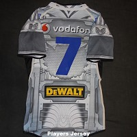 2013 U20 Away Mason Lino match worn rear.jpg