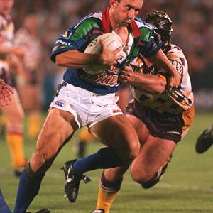 1995 Phil Blake home